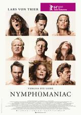 Nymphomaniac 1 - Poster