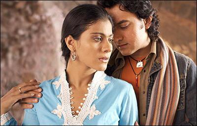 Aamir Khan und Kajol