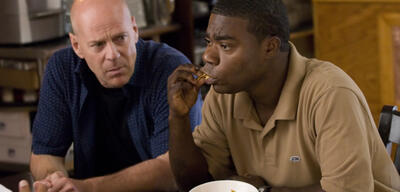 Tracy Morgan und Bruce Willis (Cop Out)
