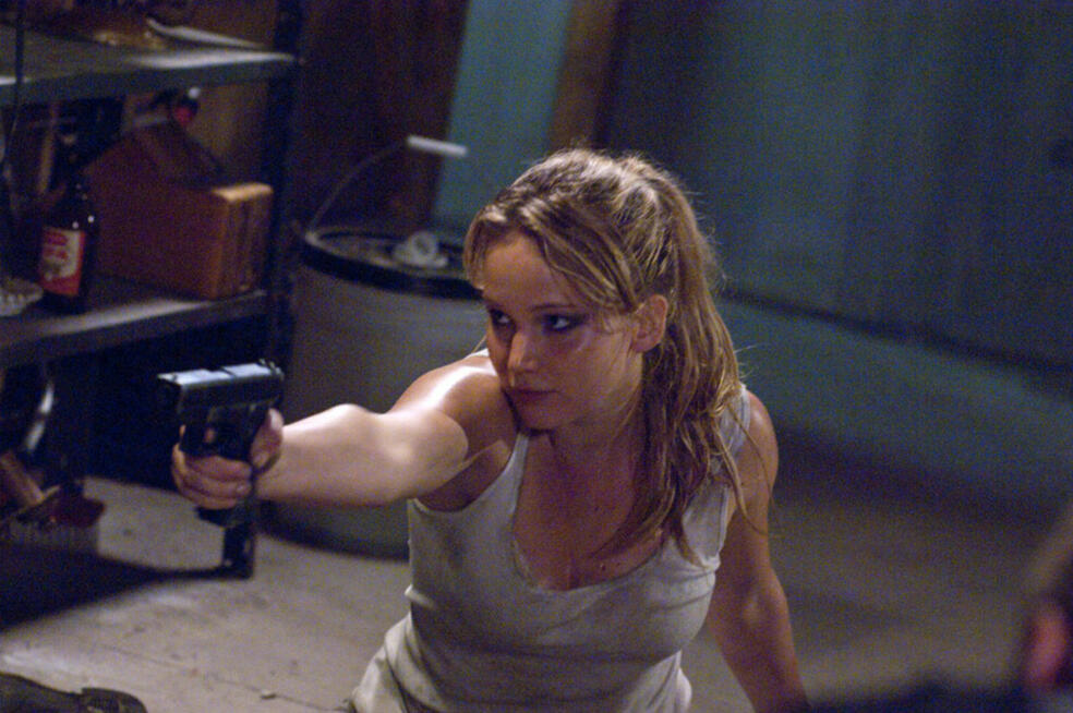House at the End of the Street mit Jennifer Lawrence