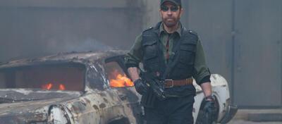 Erstmals ganz oben - Action-Ikone Chuck Norris