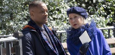 Collateral Beauty: Will Smith und Helen Mirren