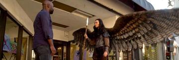 Remiel und Amenadiel in Lucifer