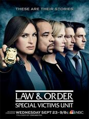 Law & Order: New York - Poster