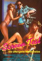 Screen Test ...die affengeile Mattscheibe