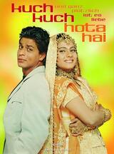 Kuch Kuch Hota Hai - Und ganz plötzlich ist es Liebe - Poster