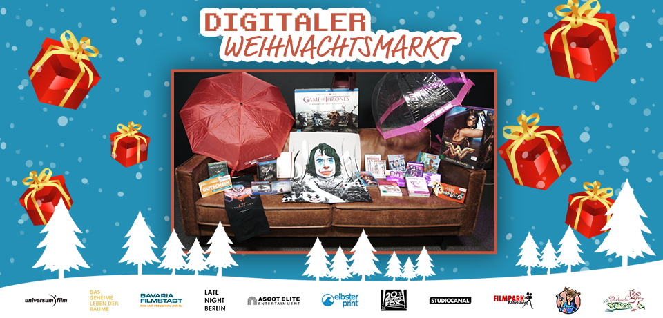 Digitaler Weihnachtsmarkt 2019