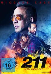 211 - Cops Under Fire Poster