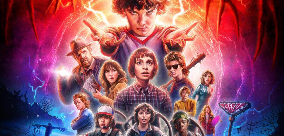 Netflix Stranger Things Staffel 2