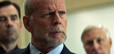 Bruce Willis in Marauders