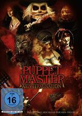 Puppet Master: Axis Termination - Poster
