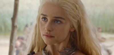 Game of Thrones mit Emilia Clarke