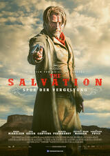 The Salvation - Poster