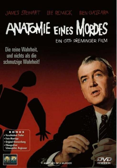 Anatomie eines Mordes | Film 1959 | moviepilot.de