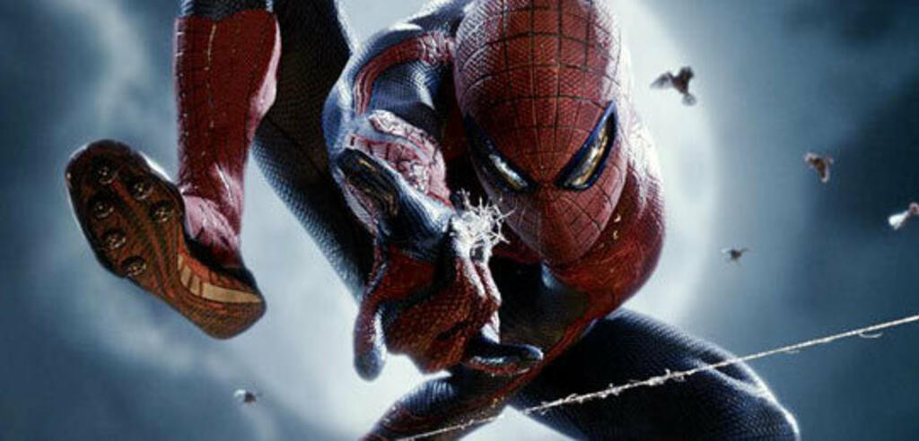 Watch out! Here comes the Spider-Man