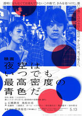 The Tokyo Night Sky Is Always the Densest Shade of Blue - Poster