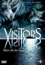 Visitors - Allein mit der Angst - Poster