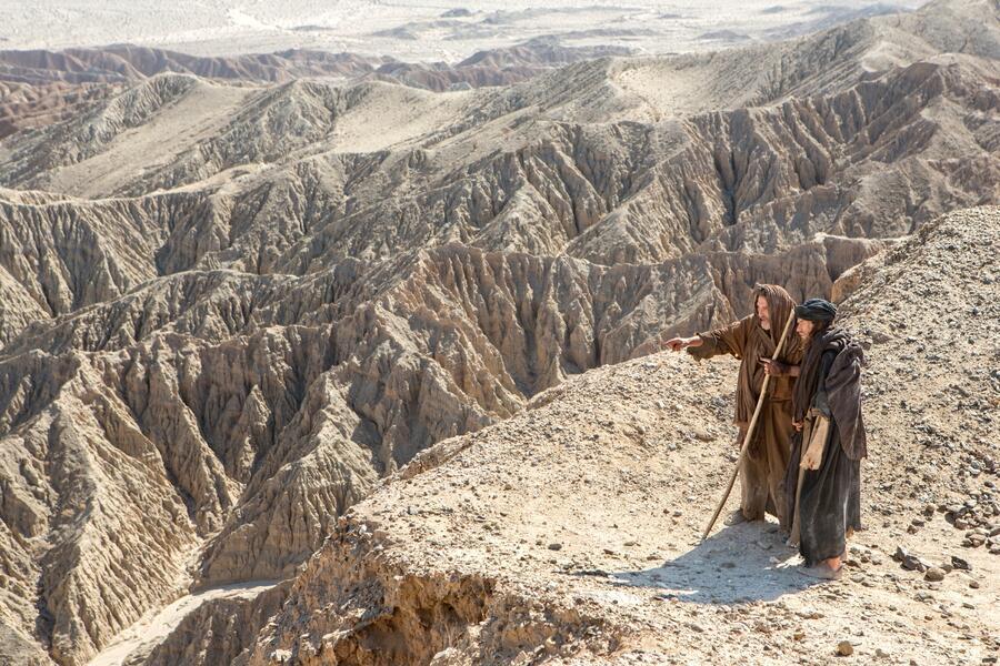 Last Days in the Desert mit Ewan McGregor und Ciarán Hinds