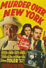Charlie Chan: Mord über New York - Poster