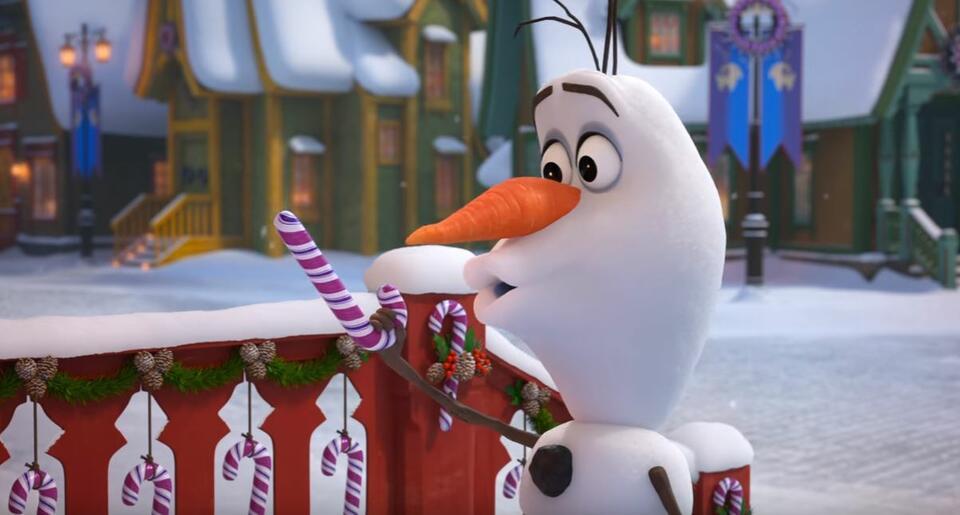 Olaf Kurzfilm