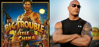 Big Trouble in Little China & Dwayne Johnson