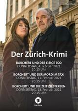 Der Zürich-Krimi - Borchert und der Mord im Taxi - Poster