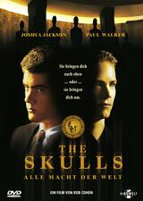 The Skulls - Alle Macht der Welt - Poster