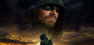 Arrow-Poster (Staffel 8)