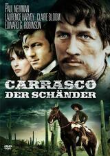 Carrasco, der Schänder - Poster