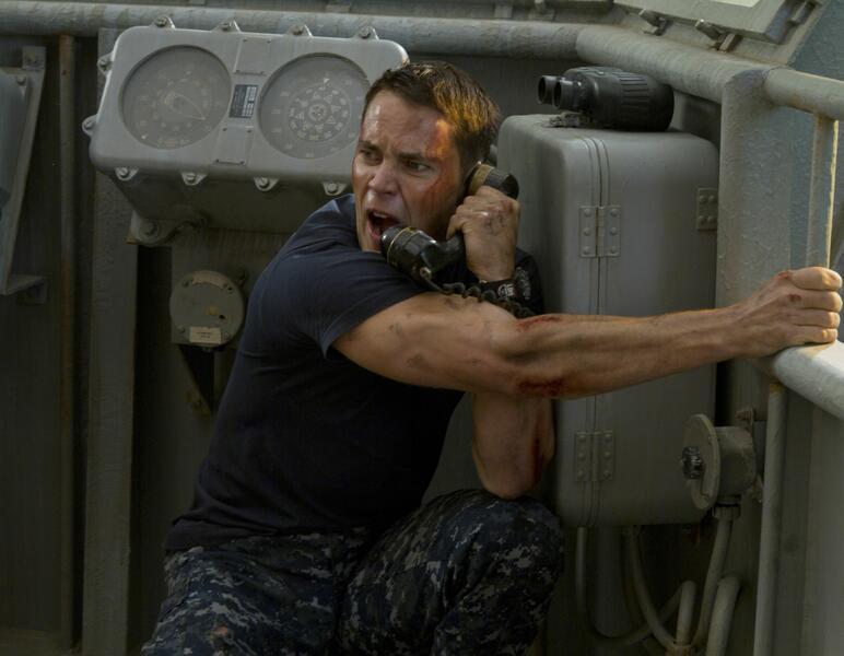 Battleship mit Taylor Kitsch
