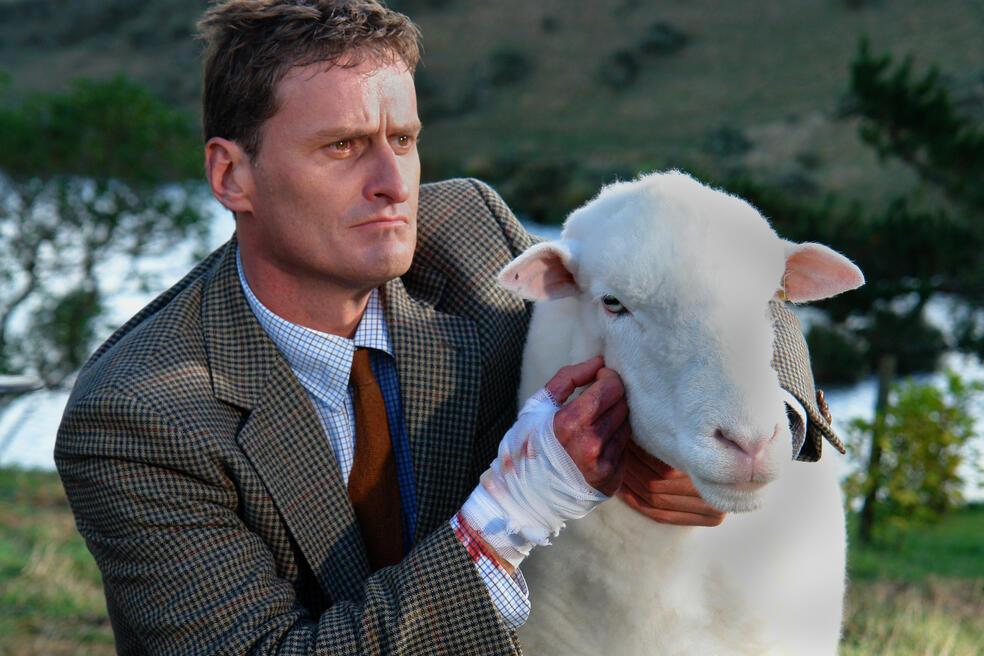 Black Sheep mit Peter Feeney