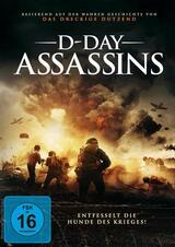 D-Day Assassins - Poster