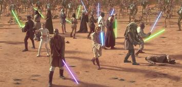 Bild zu:  Ohne GoPro: Szene aus Episode II