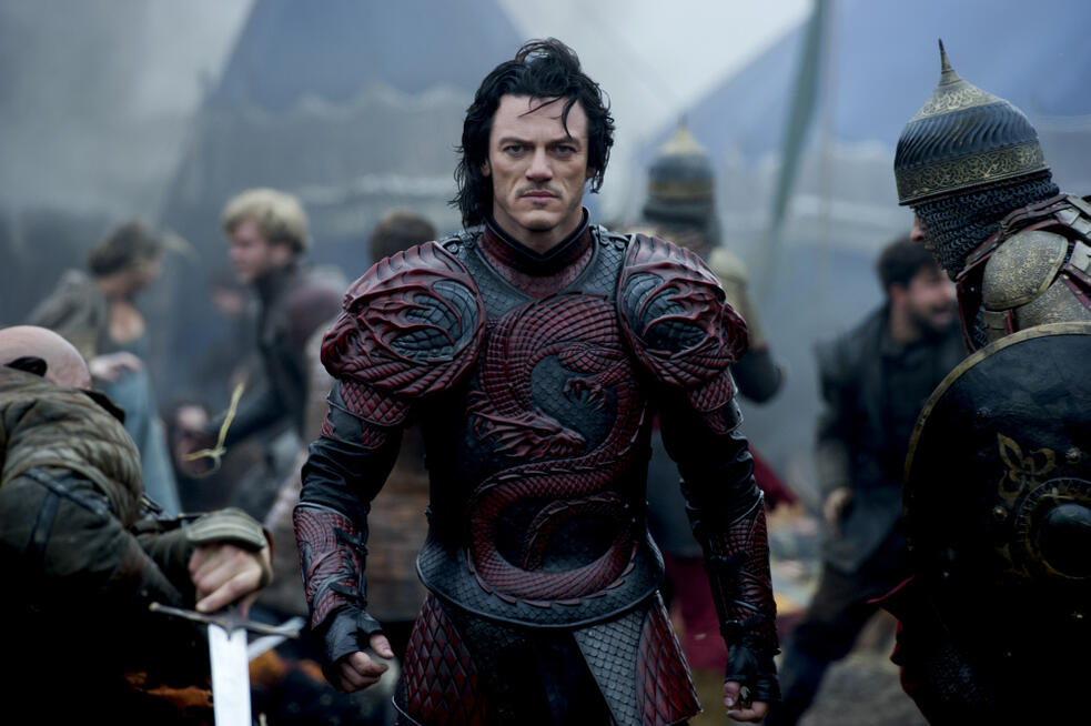 Dracula Untold mit Luke Evans