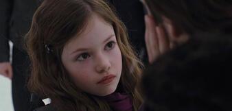Mackenzie Foy als Renesmee in Twilight 4: Teil 2