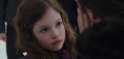 Mackenzie Foy als Renesmee in Twilight 4: Teil 2