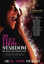 20 Feet from Stardom Poster