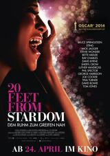20 Feet from Stardom - Poster