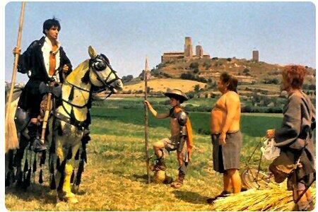 Die unglaublichen Abenteuer des hochwohllöblichen Ritters Branca Leone