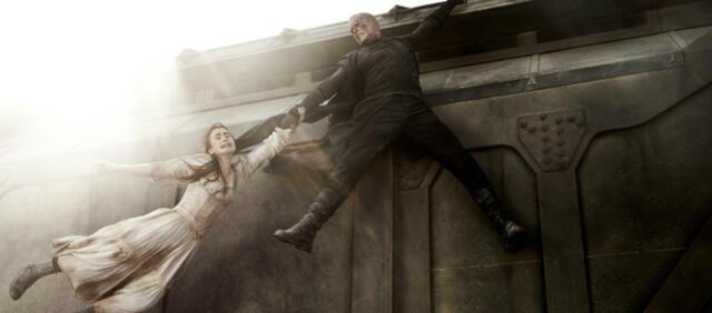 Paul Bettany kämpft in Priest gegen Vampire