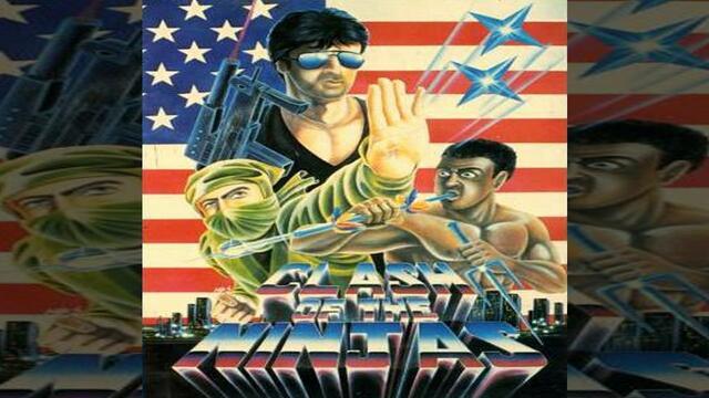 Clash of the Ninjas 1986