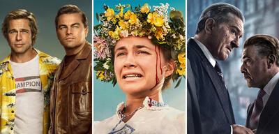 Von Scorsese bis Tarantino: Die 25 besten Filme 2019 als wunderschönes Video