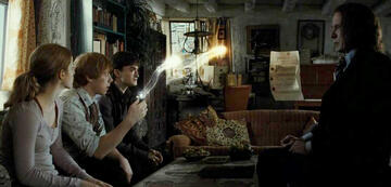 Harry Potter: Dumbledores Testament