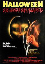 Halloween - Die Nacht des Grauens - Poster