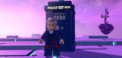 Doctor Who in Lego Dimensions