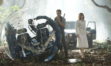 Jurassic World mit Chris Pratt und Bryce Dallas Howard - Bild 12