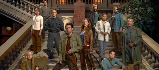 Umsturz gescheitert: Der Cast von Revolution