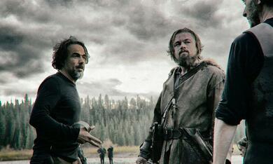 The Revenant - Der Rückkehrer mit Leonardo DiCaprio und Alejandro González Iñárritu - Bild 1