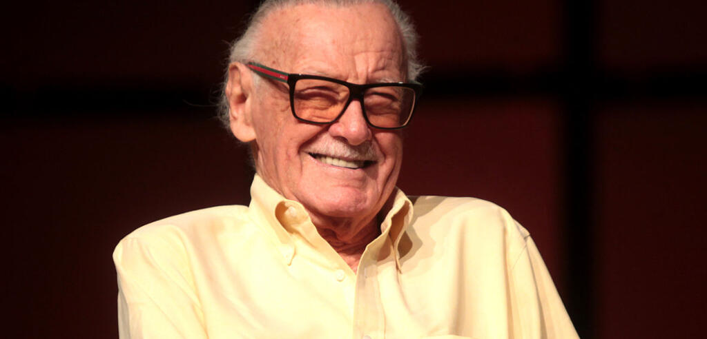 Stan Lee 2014 auf der Phoenix Comicon