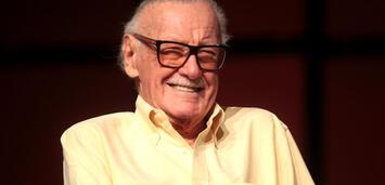 Bild zu:  Stan Lee 2014 auf der Phoenix Comicon